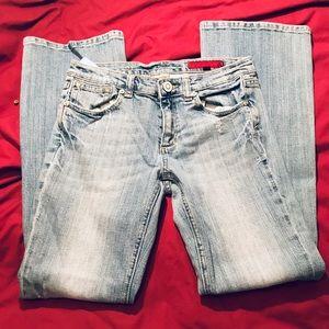 Juniors 7/8 women's 29 jeans